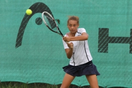 Violet Apisah, ITF Gaillipoli Youth Cup Champion and ITF Queensland Junior Winter International Runner Up