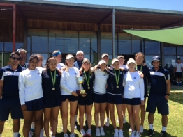 Team Meriden, Nationals Schools Tennis Champions 2014